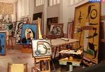 В Музее современного искусства открылась выставка Хуана Миро