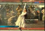 В Перми проходит фестиваль уличных театров