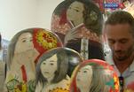 Современное искусство азиатских художников