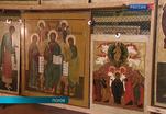 Отреставрированные иконы представлены на выставке в Пскове