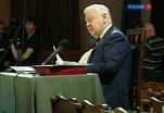 Олег Табаков дал старт новому сезону в МХТ