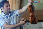 Великие скрипки прозвучали в столице