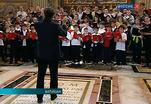Синодальный хор Московской патриархии выступил в Ватикане