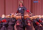Ансамбль народного танца имени Файзи Гаскарова выступил в зале Чайковского