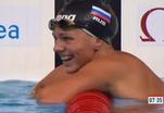 Российская пловчиха согласилась с дисквалификацией