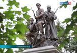 В Калининграде открыли памятник героям Первой мировой войны