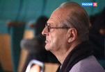 Адольф Шапиро принимает поздравления с 75-летием