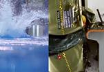 Прыжок в воду можно сравнить с лобовым столкновением автомобилей