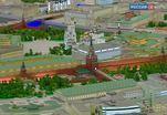 На ВДНХ представили новый архитектурный макет Москвы
