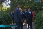 Владимир Путин встретился с представителями фракций Государственной Думы