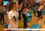Спортом занимаются половина россиян