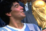 Диего Марадону сравнивают со Всевышним