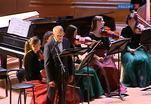 В столице представили музыкально-литературный спектакль, посвященный П.Чайковскому