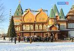 Святочные гулянья в Коломенском
