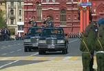 В столице прошла генеральная репетиция Парада Победы