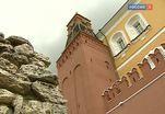 Продолжается реставрация башен Московского Кремля