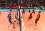Волейболистам России удалось остаться в элитном дивизионе