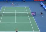 Юная российская теннисистка заставила говорить о себе