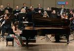 Оркестр Луганской филармонии выступил в столице