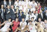 Сборная Франции по волейболу впервые в истории выиграла ЧЕ
