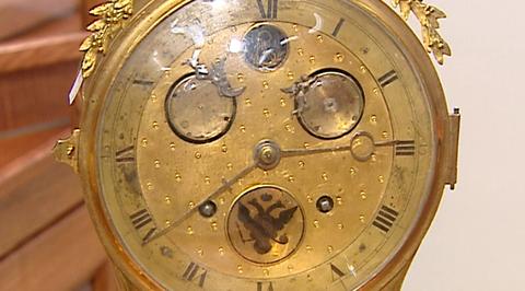 Собрание Исторического музея пополнилось уникальными часами