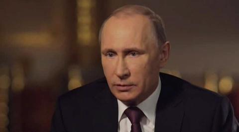 Большое интервью Владимира Путина: о нормандском формате, доверии и контакте с Порошенко