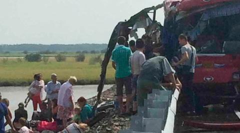 ДТП в Хабаровске унесло жизни 16 человек