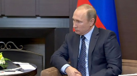 Заявление Владимира Путина по крушению Су-24