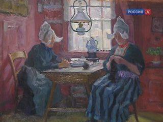 Деятели культуры и искусства побывали в новом Музее русского импрессионизма