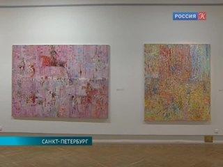 В Русском музее представлены работы известного иранского живописца Резы Деракшани