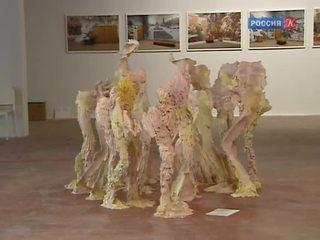 В столице начала работу Международная биеннале молодого искусства