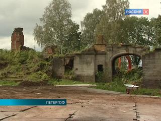 В Петергофе воссоздадут загородную резиденцию Романовых