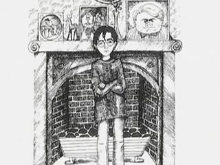 Джоан Роулинг опубликовала в Сети собственные иллюстрации к книгам о Гарри Поттере