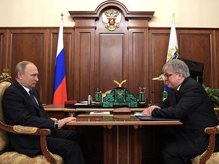 Владимир Путин обсудил с ректором Высшей школы экономики вопросы образования
