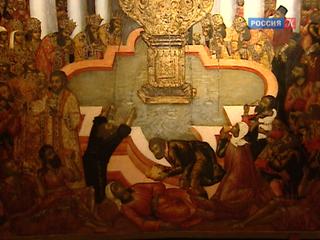Образу воды в христианском искусстве посвятили выставку в Музее Рублева