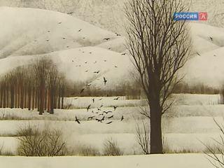 В Галерее Зураба Церетели открылась выставка японского художника Юкио Кондо