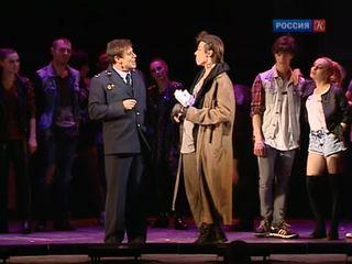 Андрей Кончаловский представил обновлённую версию рок-оперы