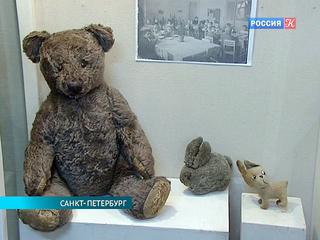 В Музее кукол Петербурга показывают