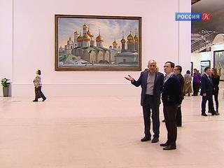 Художник Василий Нестеренко награжден премией