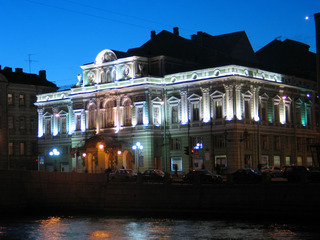 БДТ имени Товстоногова открыли после реставрации