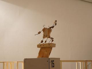 В Москве открылась VIII Выставка номинантов Премии Кандинского