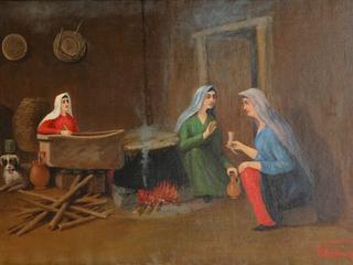 В Галерее искусств Зураба Церетели работает выставка