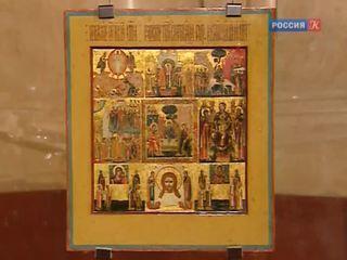 Завершена реставрация двух редких икон с изображением Сергия Радонежского