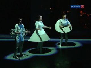 В Музыкальном театре имени Станиславского  - премьера мультимедиа-оперы