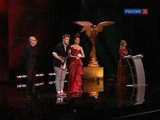 В столице прошла церемония вручения кинопремии