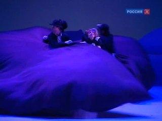 На Чеховском фестивале - одна из самых красивых постановок Филиппа Жанти