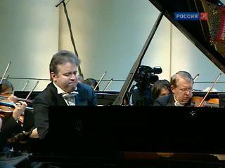 Пианист Алексей Володин выступил в зале имени Чайковского