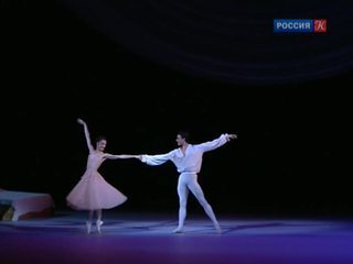 Звезды балета дали концерт на сцене Большого
