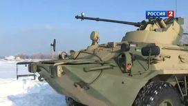 Суперсовременный бронетранспортер принят на вооружение