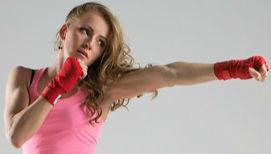 Кристина Мялина: соперницы боятся меня